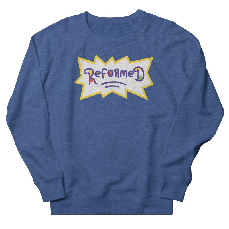ReformedRats 2000 Men's French Terry Sweatshirt by Reformed Christian Goods & Clothing
