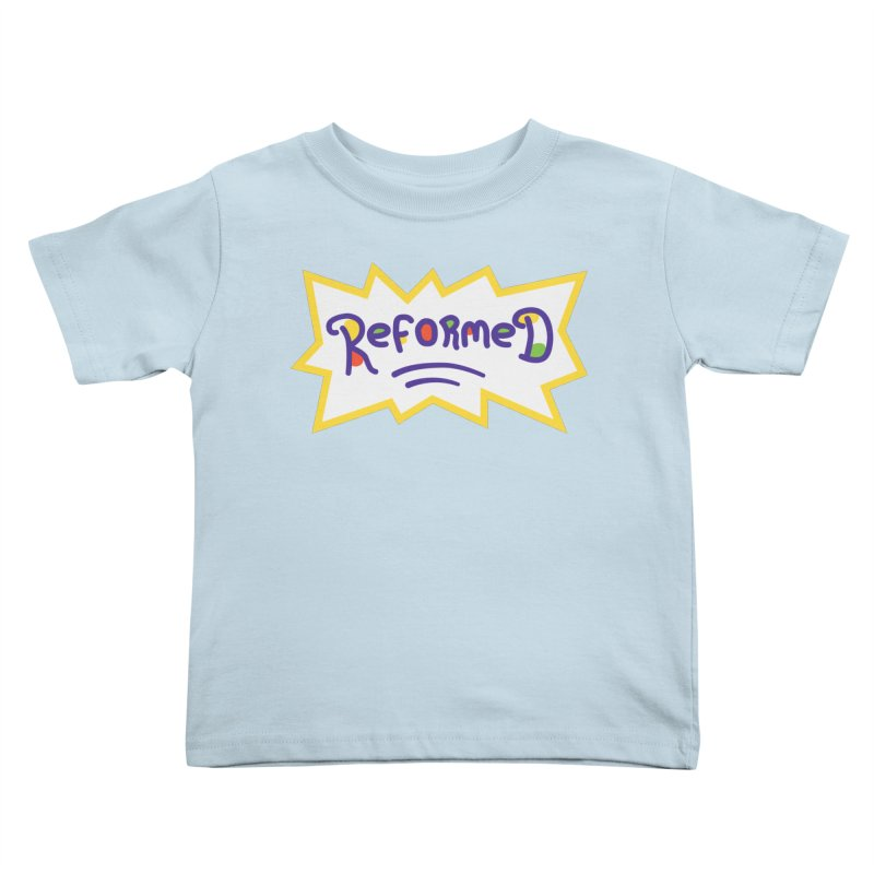 ReformedRats 2000 Kids Toddler T-Shirt by Reformed Christian Goods & Clothing