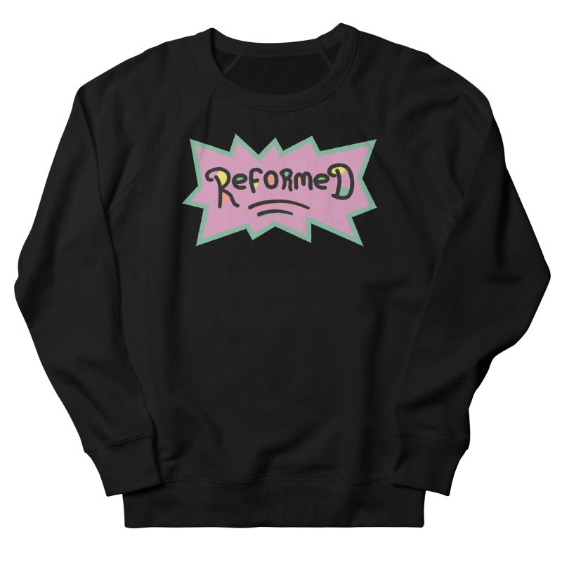 ReformedRats 1990 Men's French Terry Sweatshirt by Reformed Christian Goods & Clothing