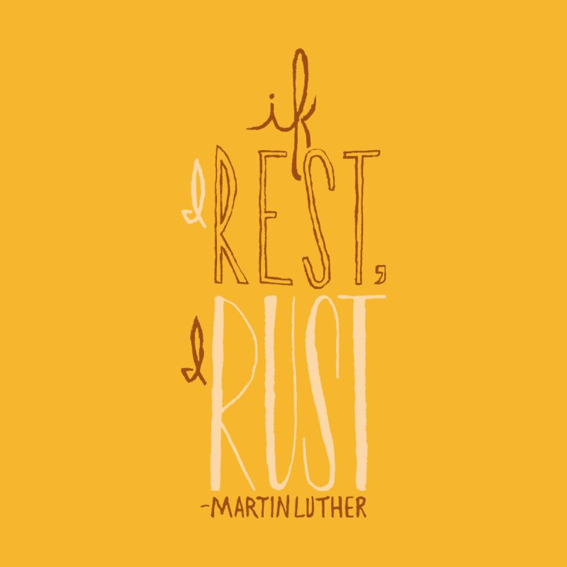 I Rust | Yellow in  by Reformed Christian Goods & Clothing