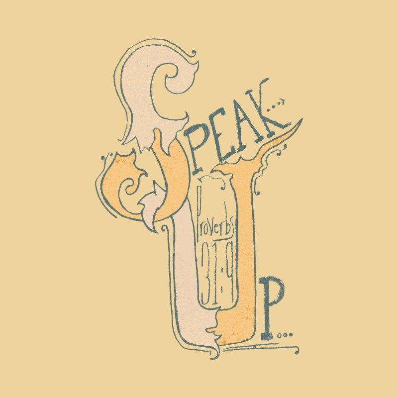 Speak Up (alt color) by Reformed Christian Goods & Clothing