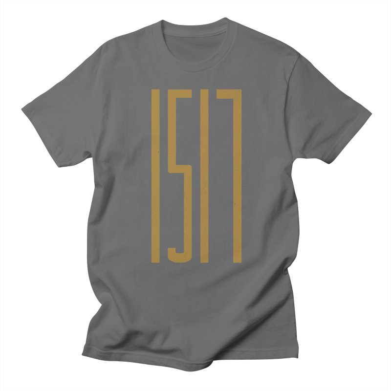 1517 Men's T-Shirt by A Worthy Manner Goods & Clothing