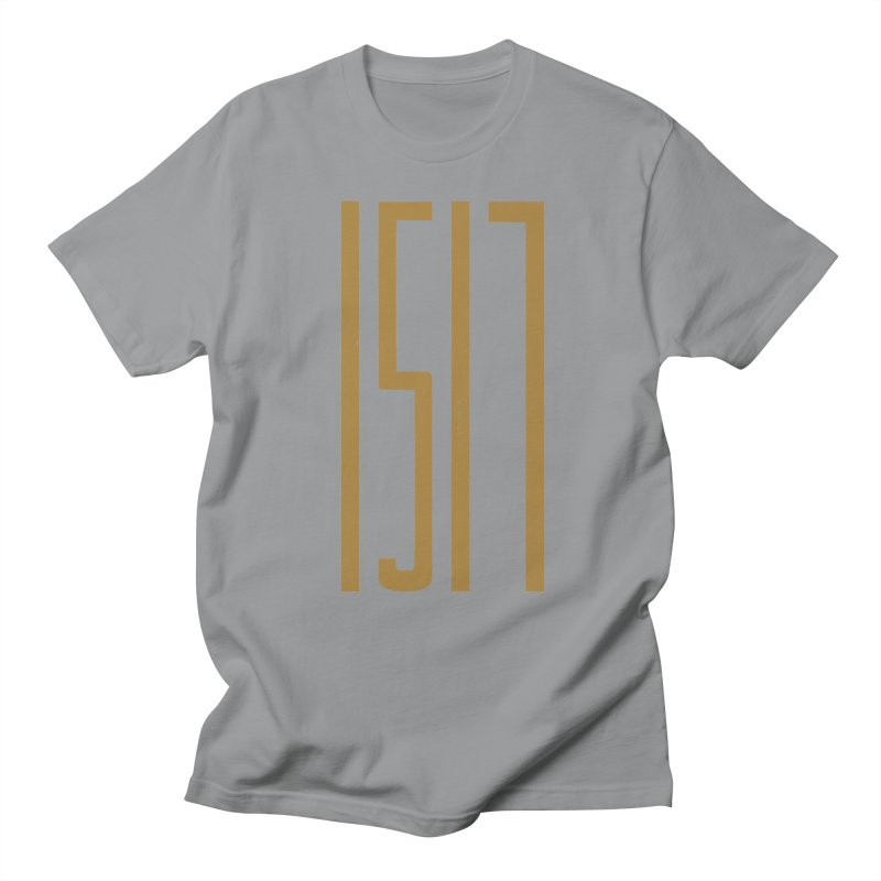1517 Women's Regular Unisex T-Shirt by Reformed Christian Goods & Clothing