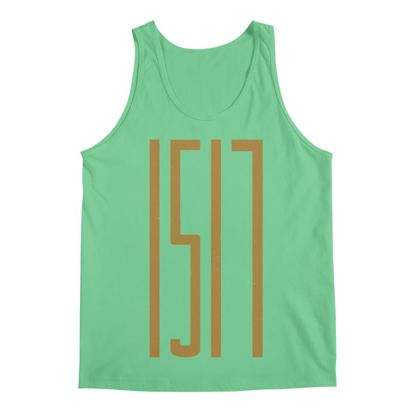 1517 Men's Regular Tank by A Worthy Manner Goods & Clothing
