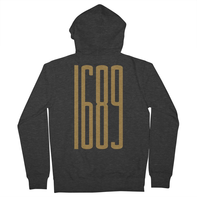 1689 Men's Zip-Up Hoody by Reformed Christian Goods & Clothing