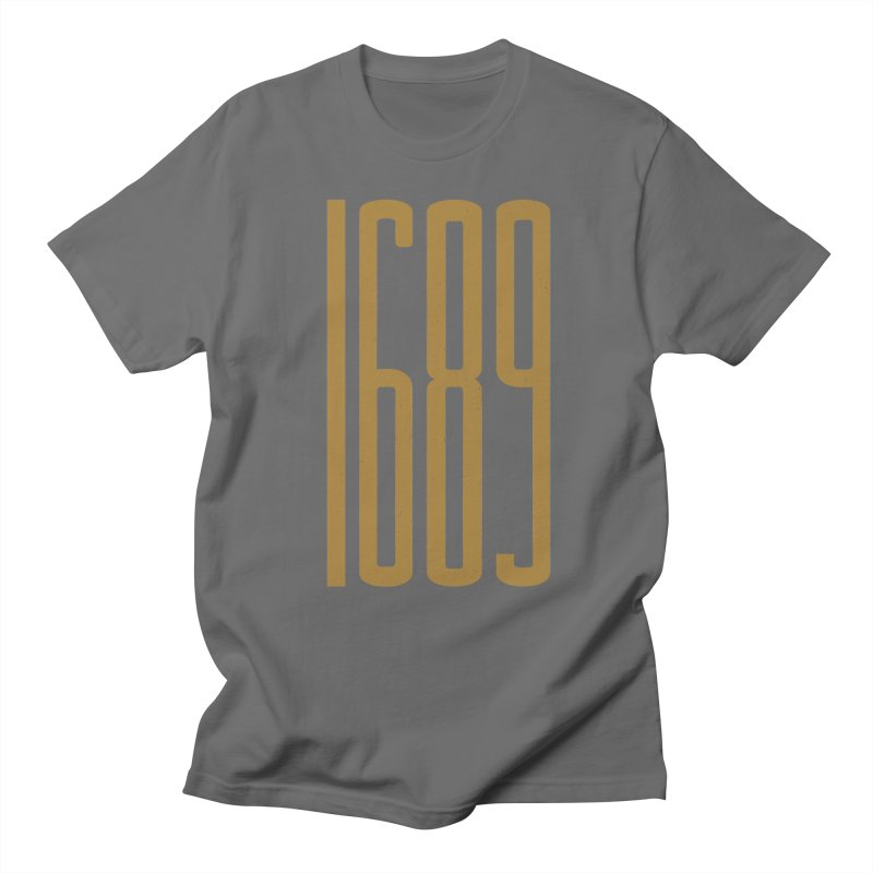 1689 Men's T-Shirt by A Worthy Manner Goods & Clothing