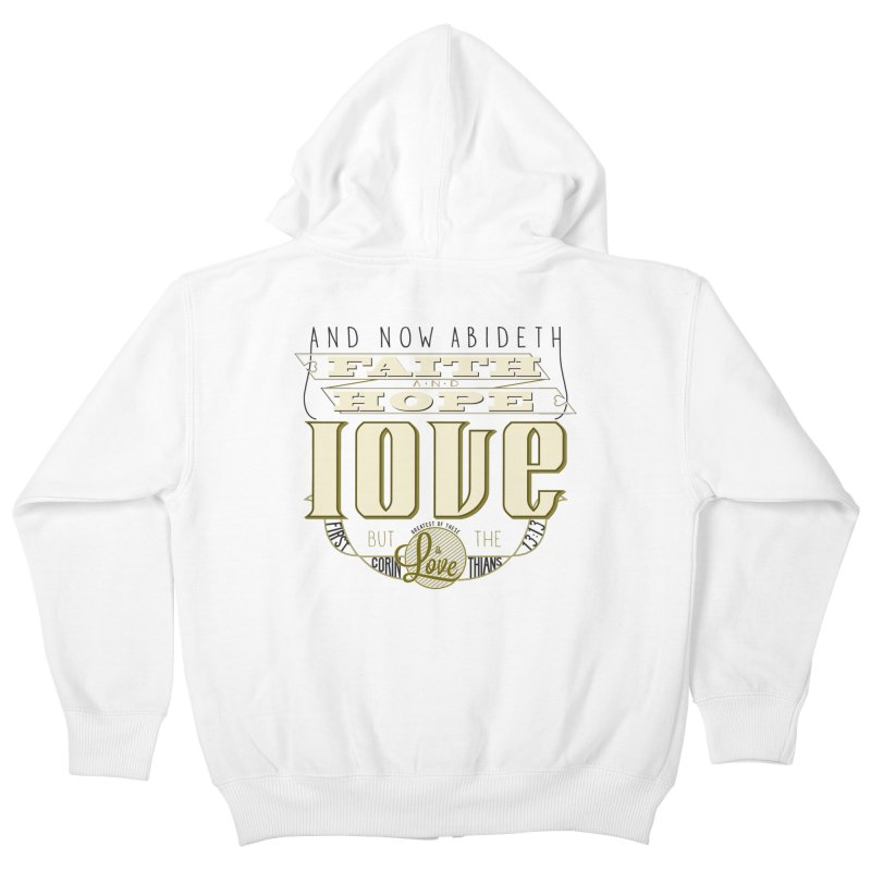 Faith Hope and Love | 1 Corinthians 13:13   by Reformed Christian Goods & Clothing