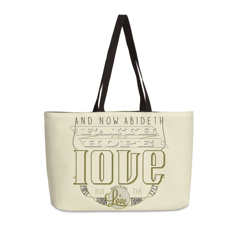 Faith Hope and Love   1 Corinthians 13:13   by Reformed Christian Goods & Clothing