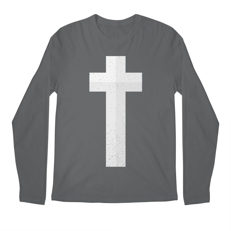 The Cross (white)   by Reformed Christian Goods & Clothing