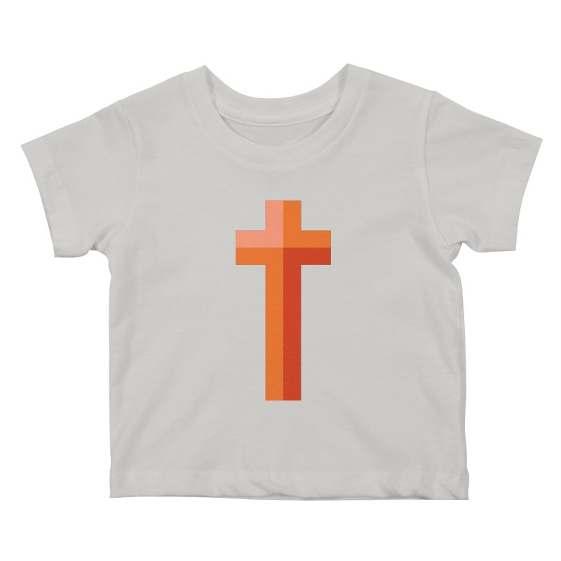 The Cross (red)   by Reformed Christian Goods & Clothing