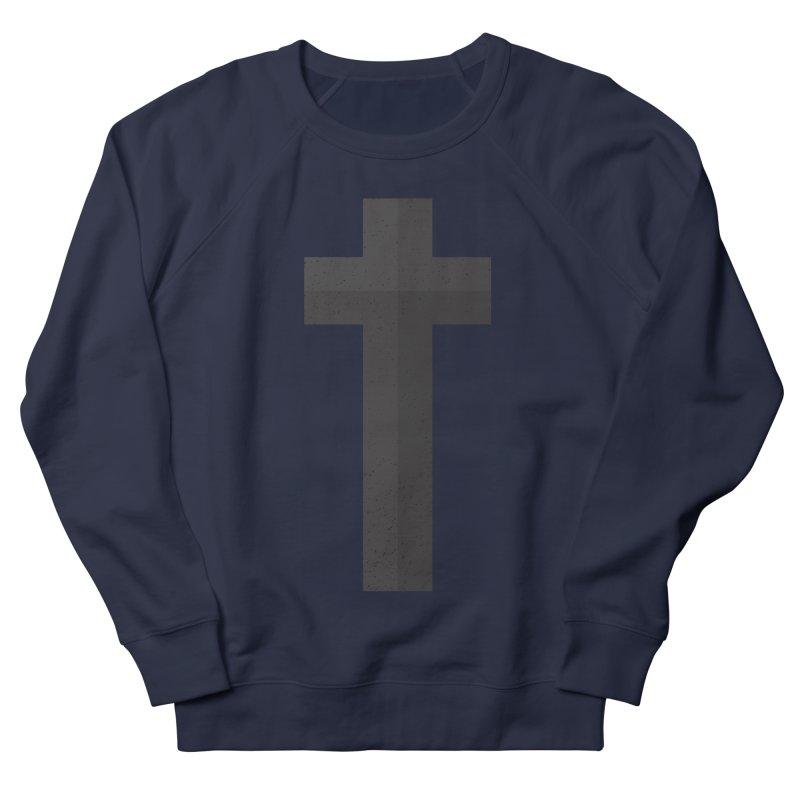 The Cross (black) Women's Sweatshirt by Reformed Christian Goods & Clothing