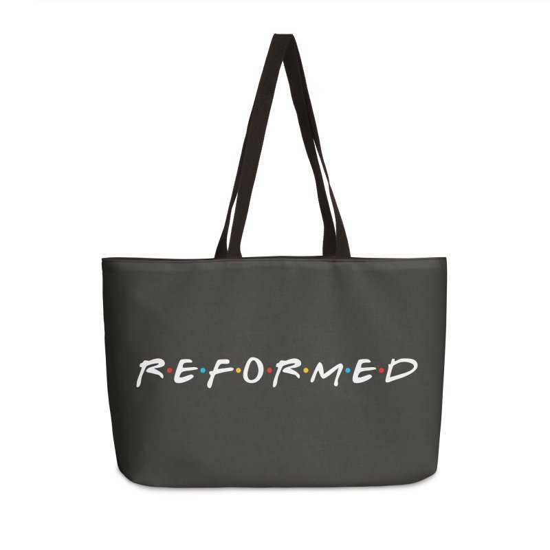 Reformed (Friends) Accessories Bag by Reformed Christian Goods & Clothing