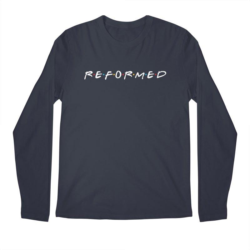 Reformed (Friends) Men's Longsleeve T-Shirt by Reformed Christian Goods & Clothing