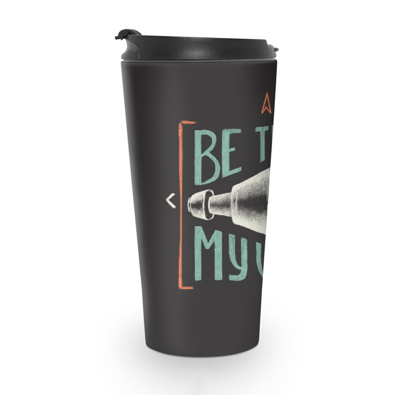 Be Thou My Vision Accessories Travel Mug by Reformed Christian Goods & Clothing