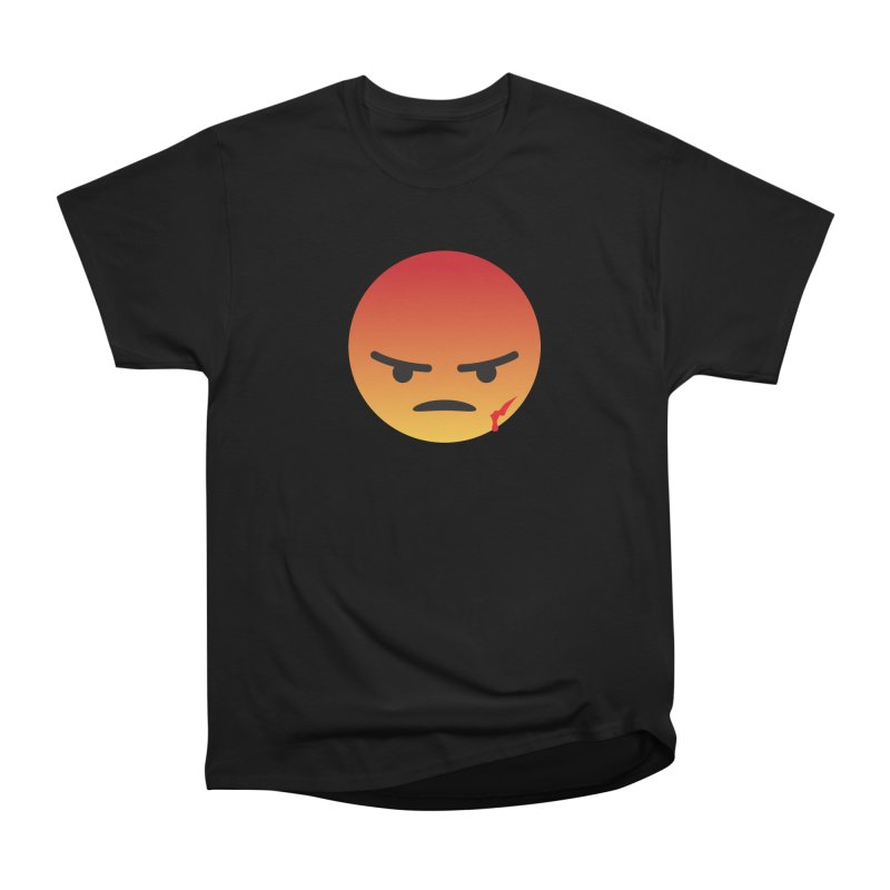 Reform School Kid™ Men's Heavyweight T-Shirt by Reform School Kid™