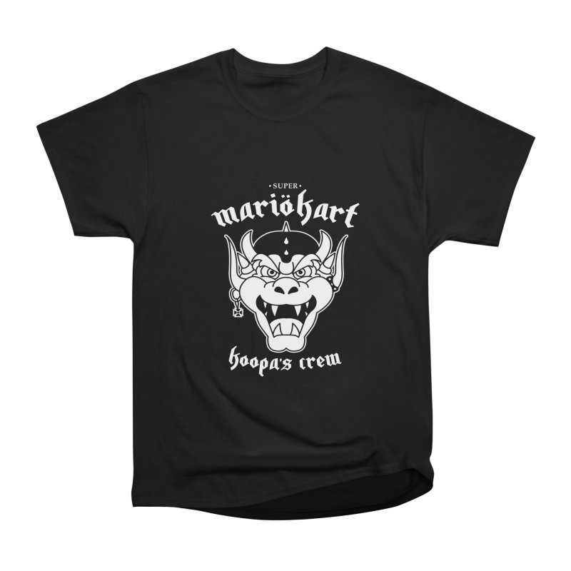 SUPER MARIO KART KOOPA'S CREW Men's T-Shirt by refritomix