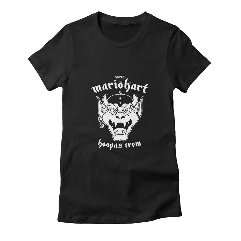 SUPER MARIO KART KOOPA'S CREW Women's T-Shirt by refritomix