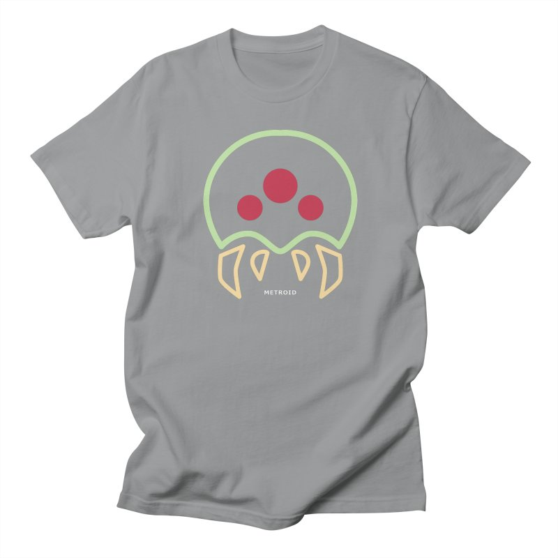 METROID Women's Regular Unisex T-Shirt by refritomix