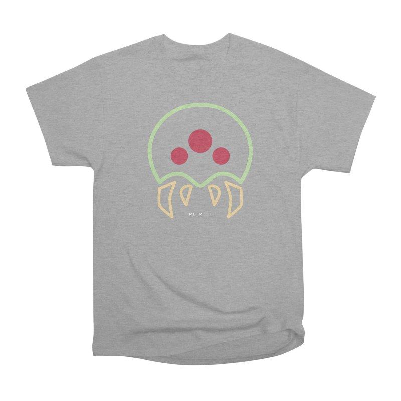 METROID Men's Heavyweight T-Shirt by refritomix