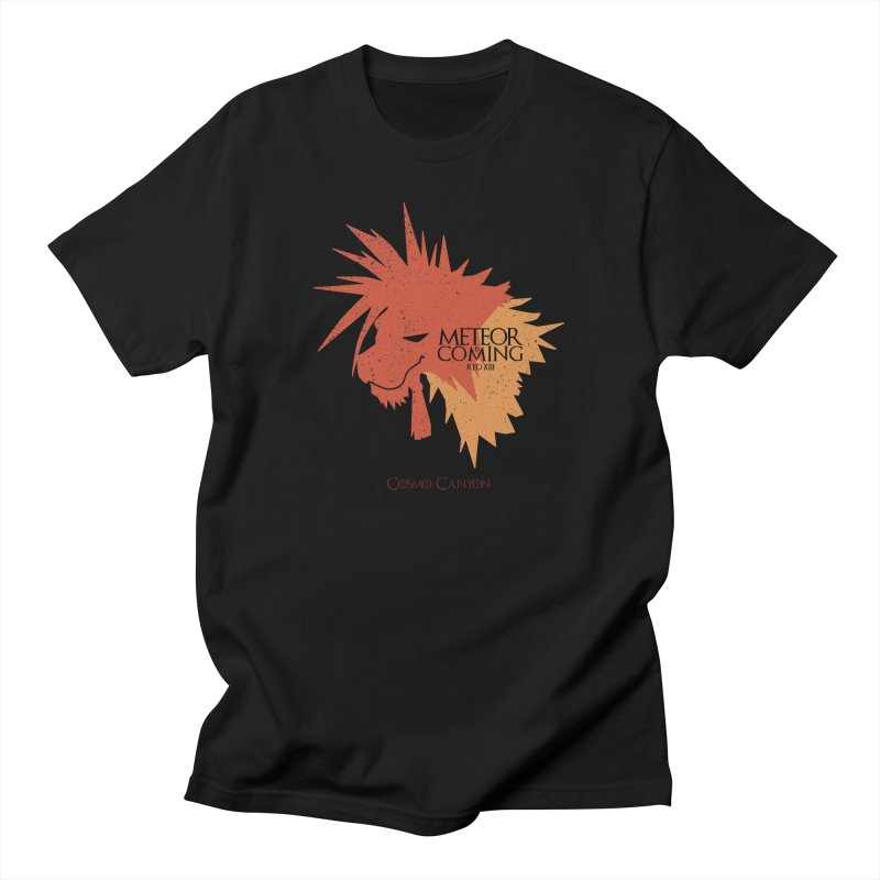 RED XIII METEOR IS COMING Men's T-Shirt by refritomix