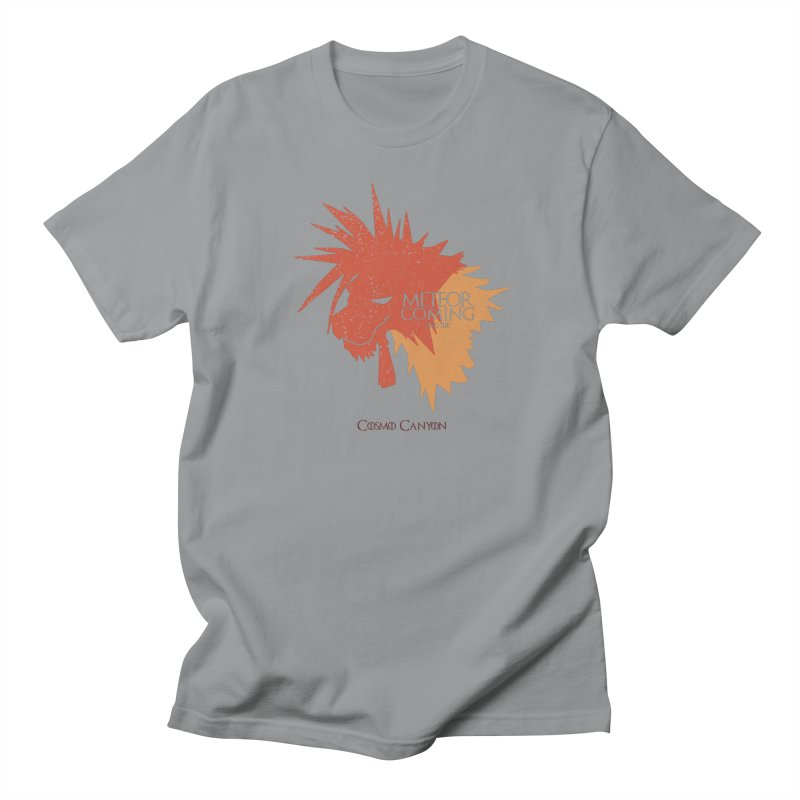 RED XIII METEOR IS COMING Men's Regular T-Shirt by refritomix