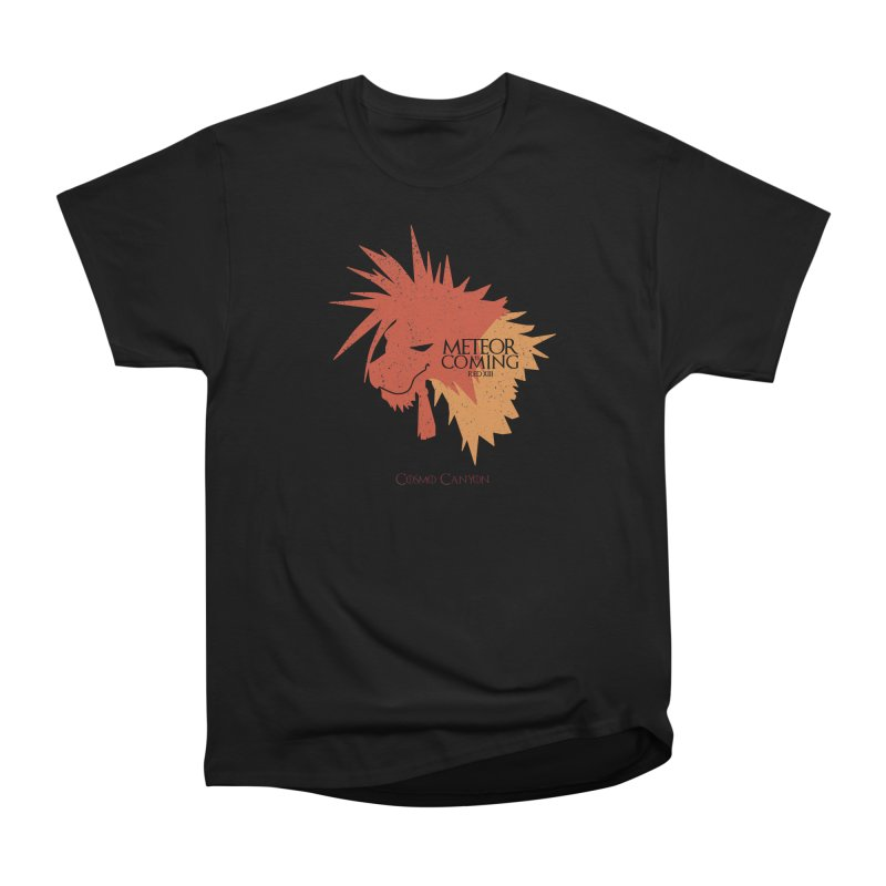 RED XIII METEOR IS COMING Women's Heavyweight Unisex T-Shirt by refritomix