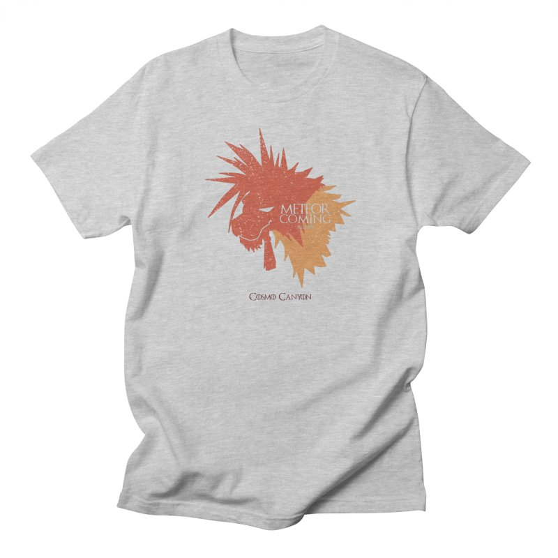 RED XIII METEOR IS COMING Women's Regular Unisex T-Shirt by refritomix