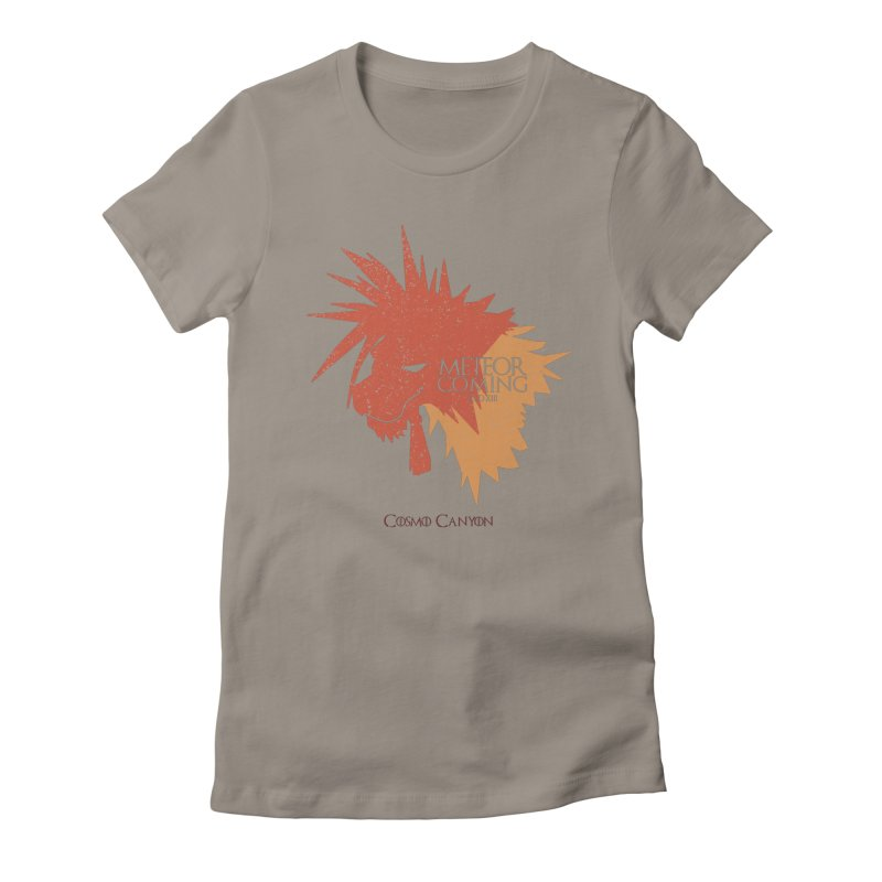 RED XIII METEOR IS COMING Women's T-Shirt by refritomix