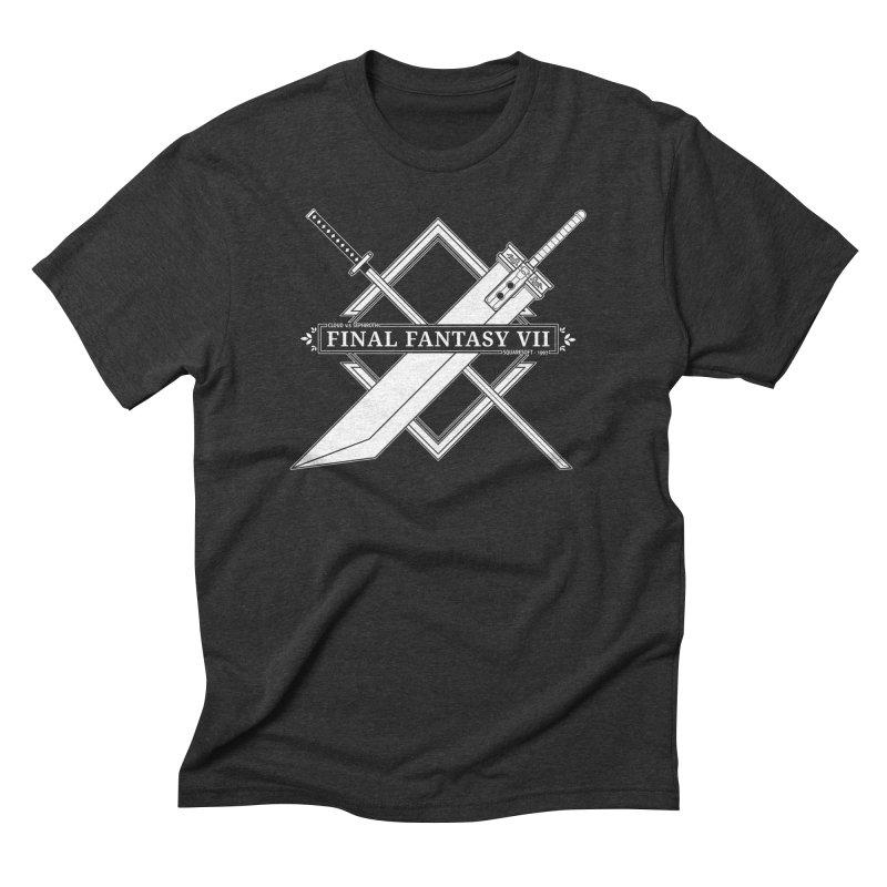 FINAL FANTASY VII SWORDS Men's T-Shirt by refritomix
