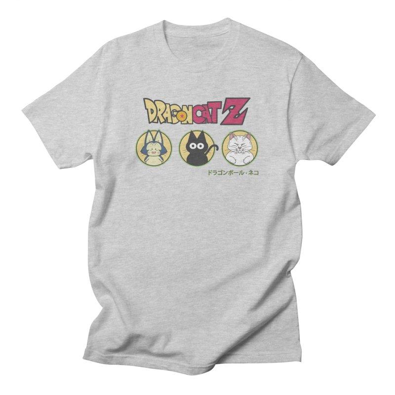 DRAGON CATZ Men's T-Shirt by refritomix