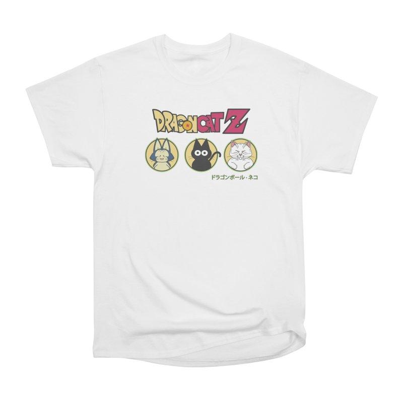 DRAGON CATZ Men's Classic T-Shirt by refritomix