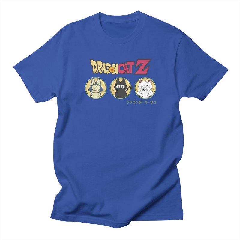 DRAGON CATZ Men's Regular T-Shirt by refritomix