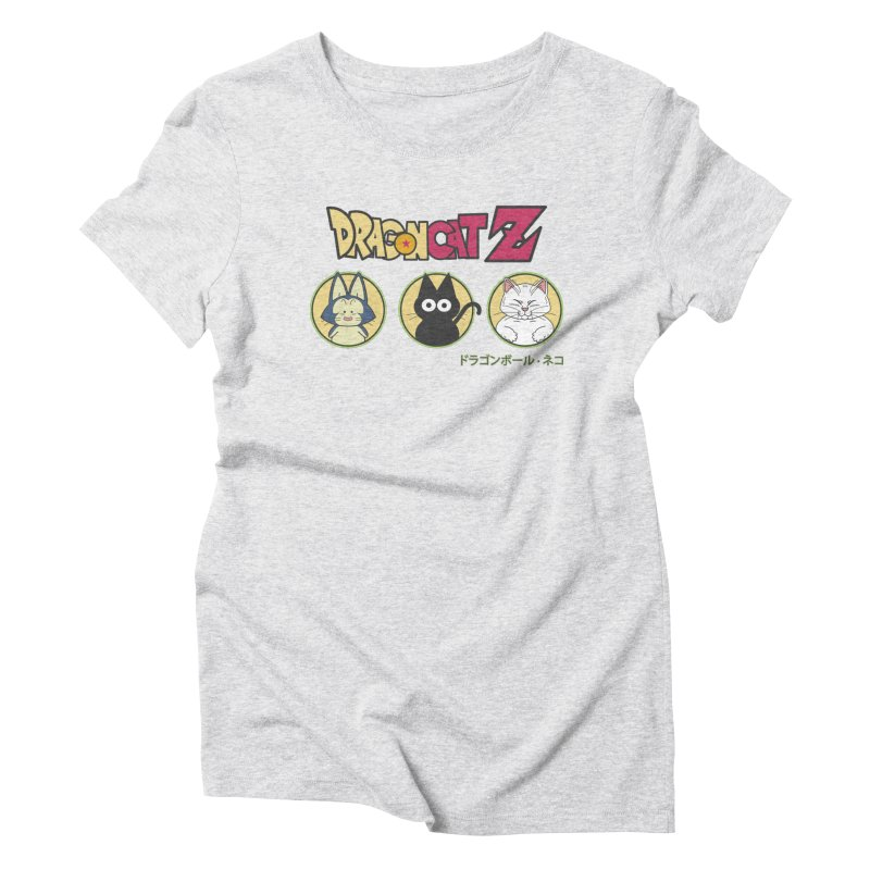 DRAGON CATZ Women's T-Shirt by refritomix
