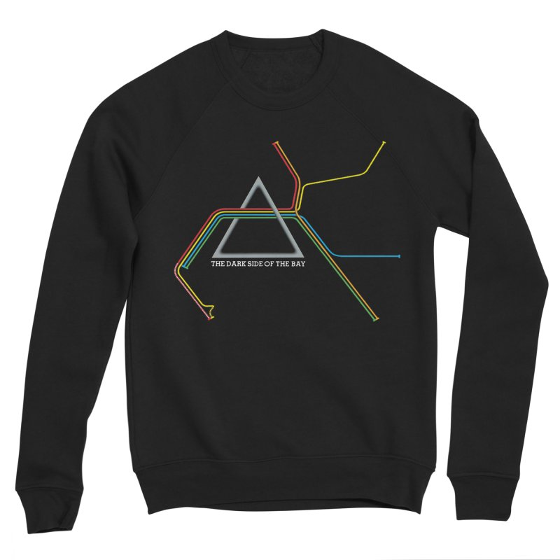 Dark Side of the Bay Women's Sweatshirt by rego's Artist Shop