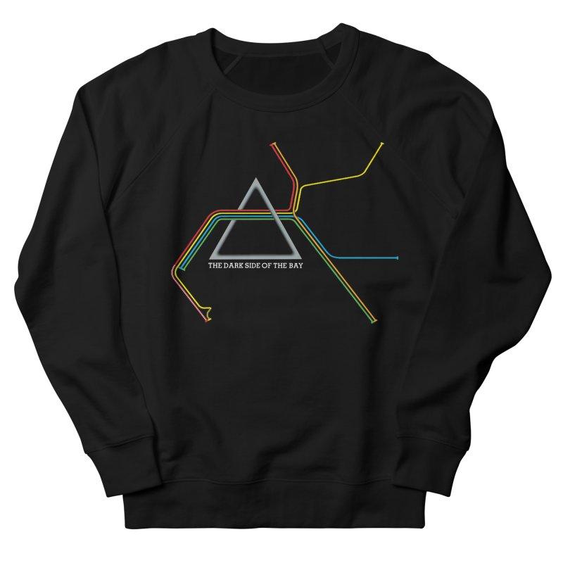 Dark Side of the Bay Women's Sweatshirt by rego's Artist Shop