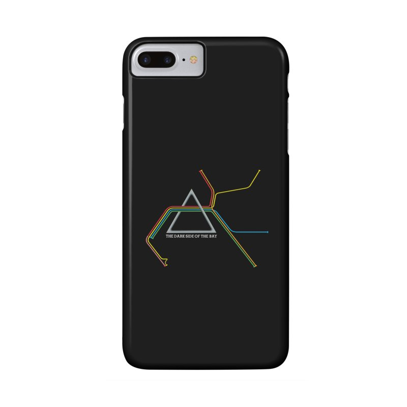 Dark Side of the Bay Accessories Phone Case by rego's Artist Shop
