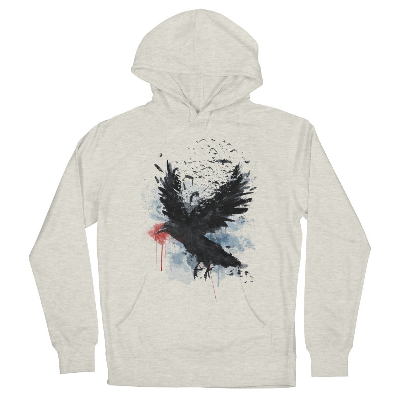 Freedom Women's Pullover Hoody by Reina Loca's Artist Shop