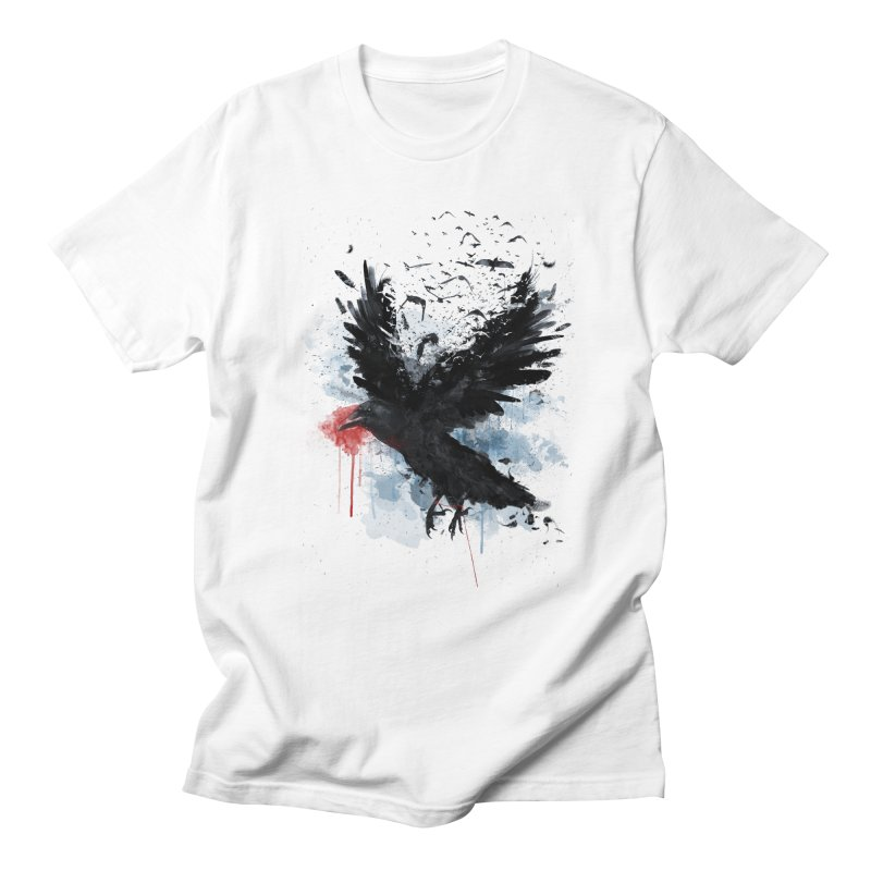 Freedom Men's T-shirt by Reina Loca's Artist Shop