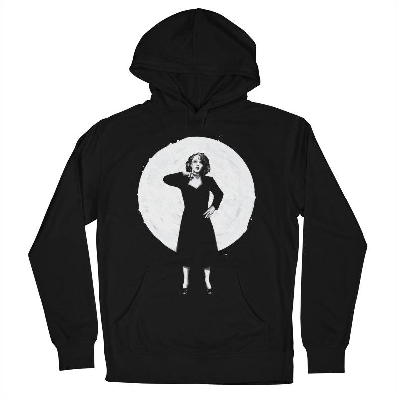 "Edit Piaf ""Tremolo"" Women's Pullover Hoody by Reina Loca's Artist Shop"