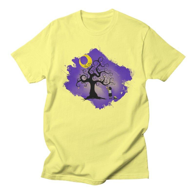 Make Your Own Stars Men's T-shirt by Reina Loca's Artist Shop