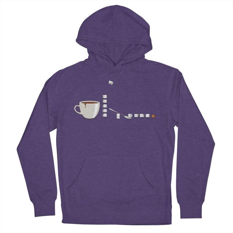 "Sugar Fun ""Coffee Break"" Women's Pullover Hoody by Reina Loca's Artist Shop"