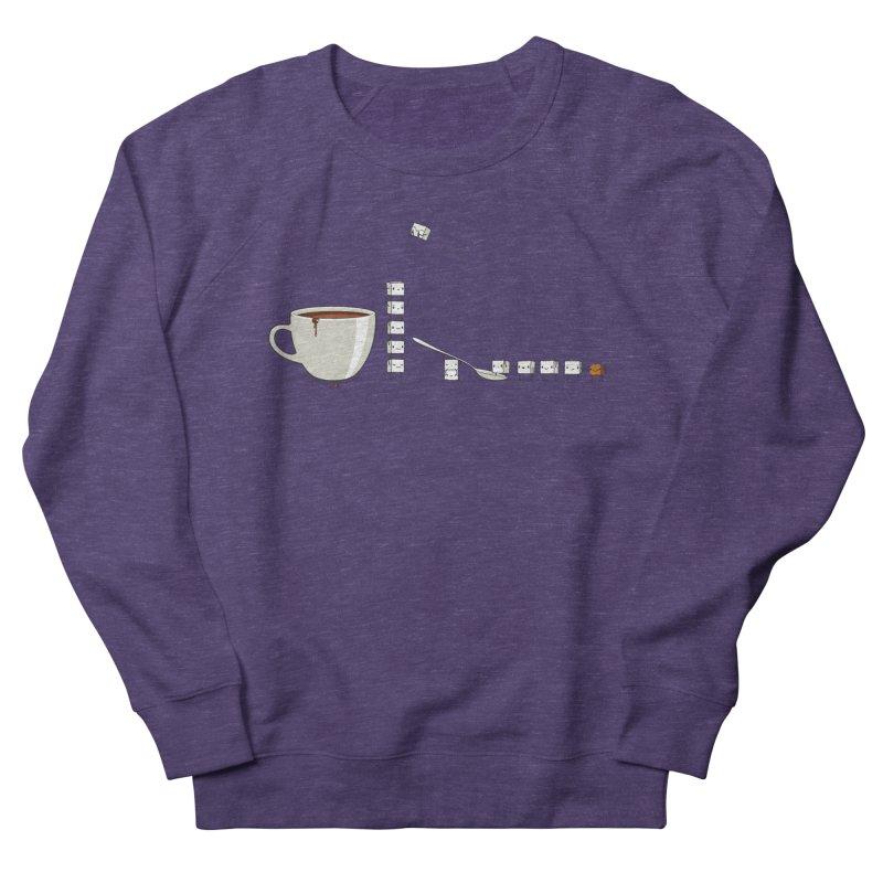 "Sugar Fun ""Coffee Break"" Women's Sweatshirt by Reina Loca's Artist Shop"