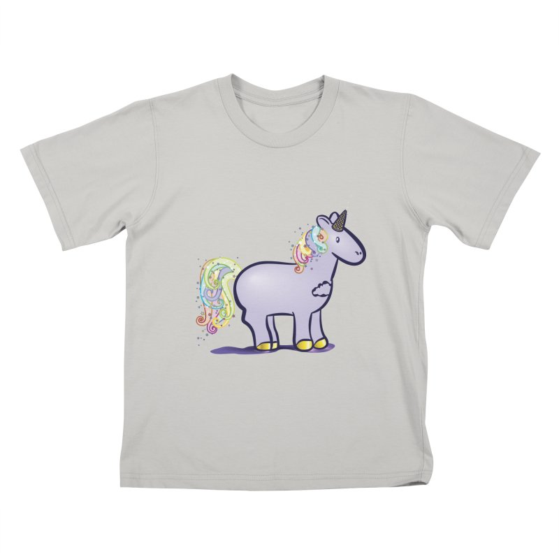 Super-Magical-Amazing-Dream-Waffle-Cone Kids T-shirt by Relyea Arts's Artist Shop