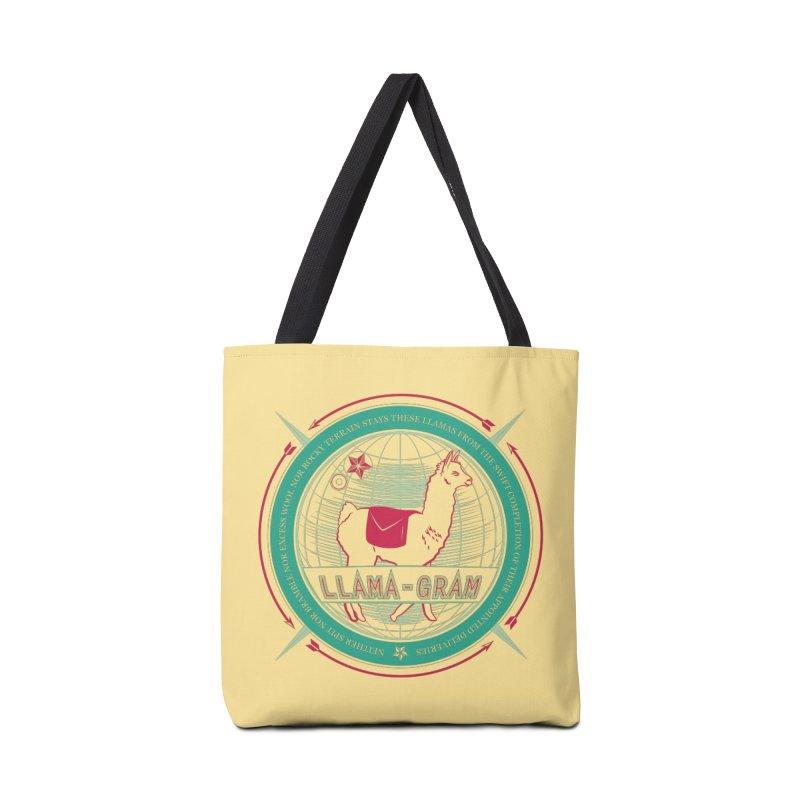 Llama-Gram Accessories Bag by Relyea Arts's Artist Shop