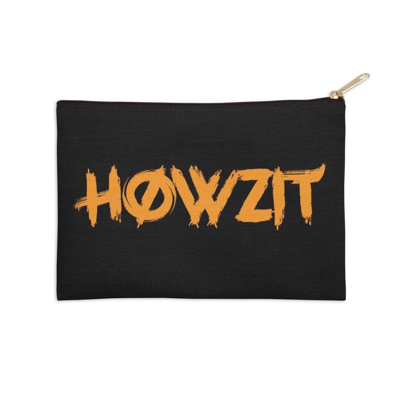 Howzit Font in Zip Pouch by Renaldo Gouws