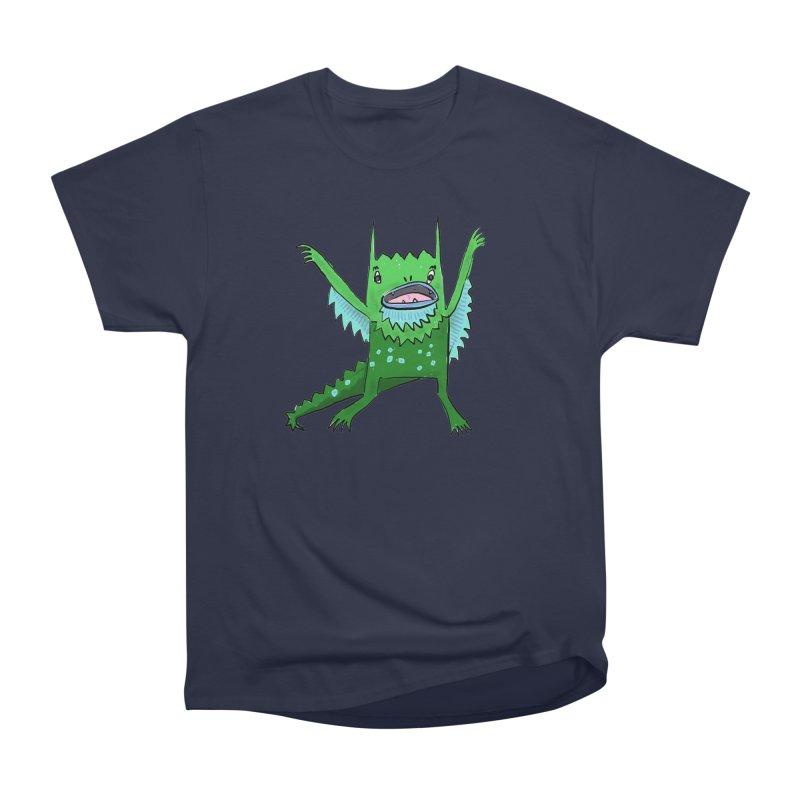 Little Monster Men's Classic T-Shirt by Renee Leigh Stephenson Artist Shop