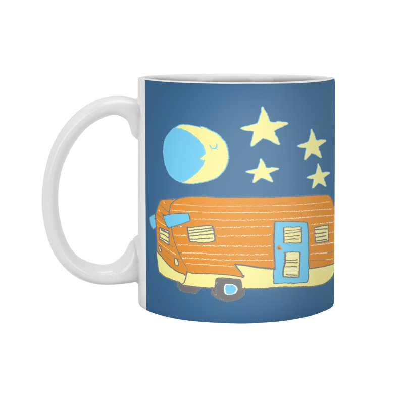 Camp Accessories Mug by Renee Leigh Stephenson Artist Shop