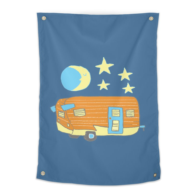 Camp Home Tapestry by Renee Leigh Stephenson Artist Shop