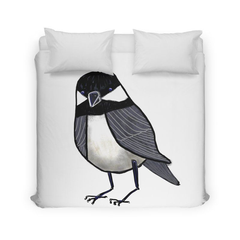 Backyard Buddy Home Duvet by Renee Leigh Stephenson Artist Shop