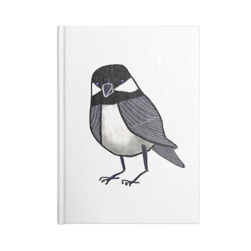 Backyard Buddy Accessories Notebook by Renee Leigh Stephenson Artist Shop